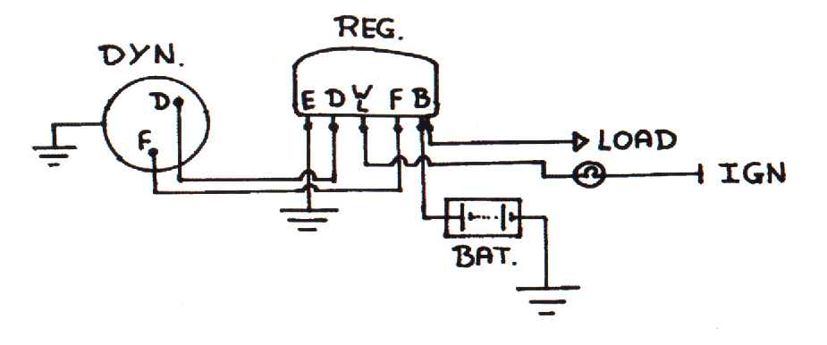 dyno1 the sporting escort owners club lucas voltage regulator wiring diagram at edmiracle.co